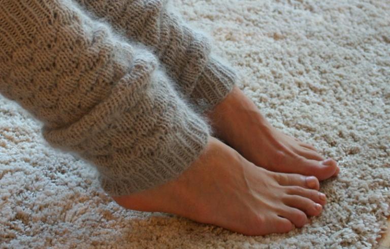 Luxy Leg Warmers