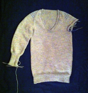 Simplicity Sweater